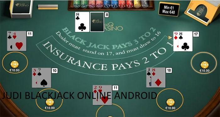 Cara Tepat Main Judi Blackjack Online Biar Menang