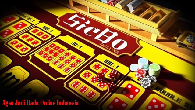 Agen Judi Dadu Online Indonesia